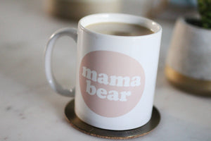 Load image into Gallery viewer, mothers day gift, mama bear mug