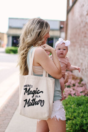 Load image into Gallery viewer, Mom tote bag, mothers day gift