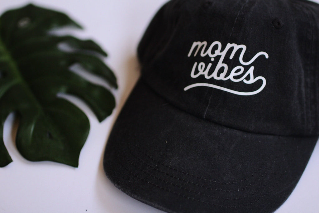 Mom vibes hat. Mom life apparel Mom gift. Holiday gift for her. Mom life apparel. Mom hat. New mom gift