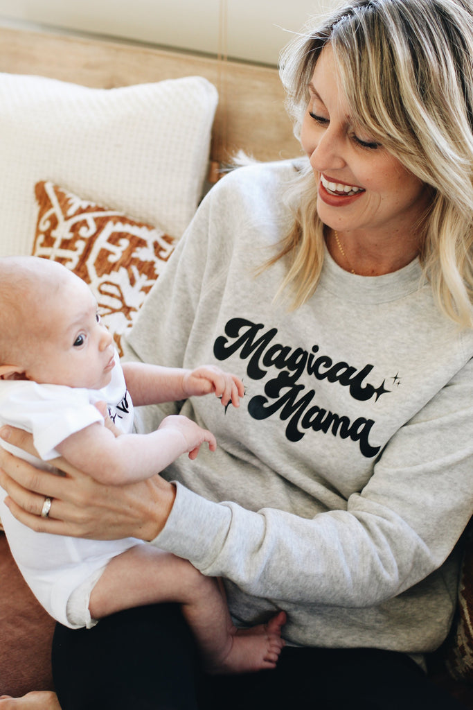 magical mama sweater