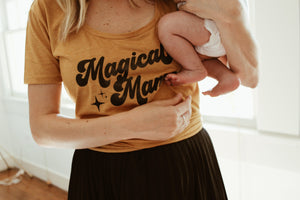 Load image into Gallery viewer, magical mama tee