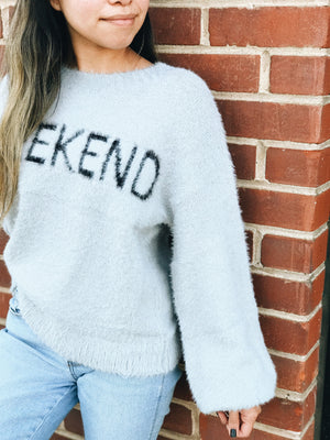 Load image into Gallery viewer, Weekend Pullover Sweater