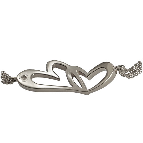 Linked in Love Bracelet