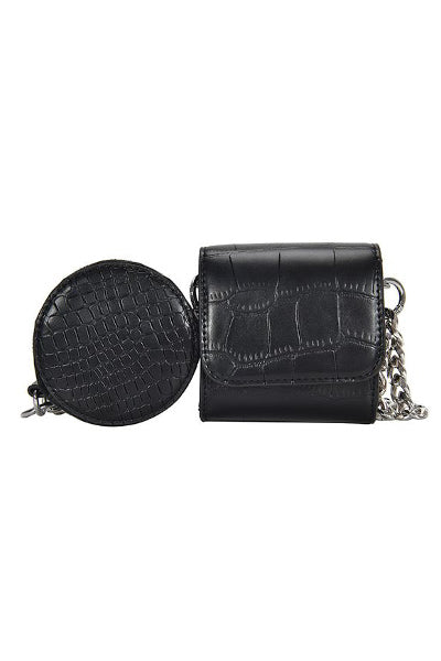 Tasha Chain Purse - BIDA Boutique