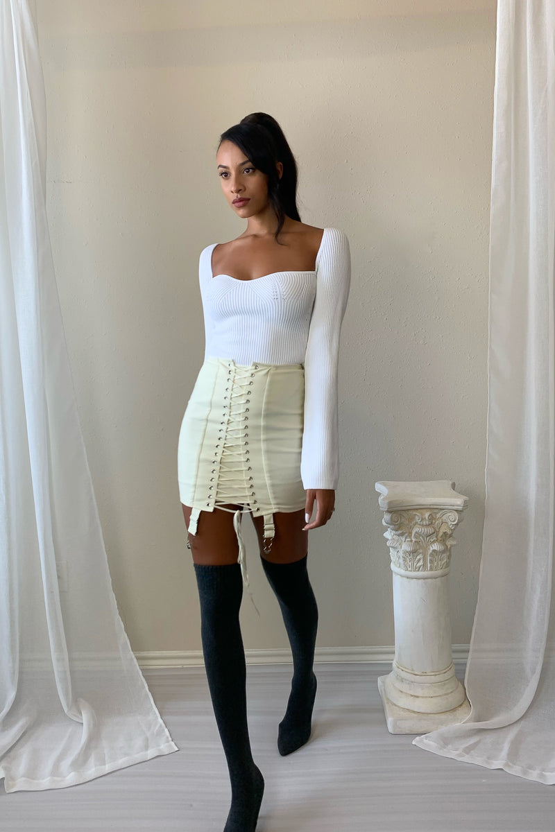 Ophelia Corset Skirt - BIDA Boutique
