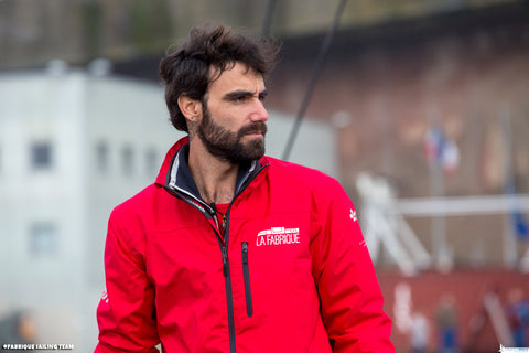 Alan Roura La Fabrique Sailing Team