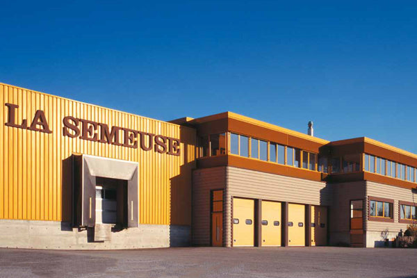 La semeuse building recent