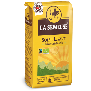 Soleil Levant Organic&Fair Trade Ground Coffee 250g