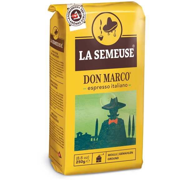 Don Marco Ground Coffee 250g