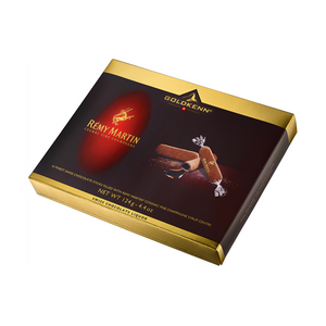 Rémy Martin Fine Champagne Cognac Liquor Filled Chocolates Sticks Goldkenn, Switzerluxe