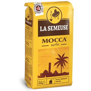 Ground Mocca Coffee 250g