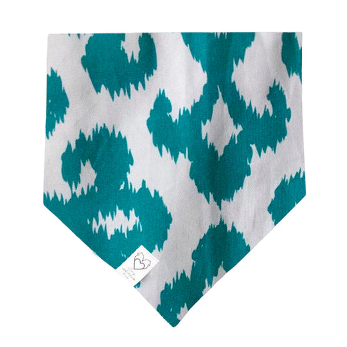 Bandana Teal Tail