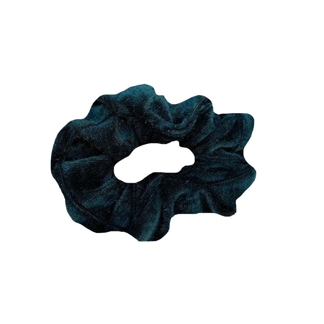 Scrunchie emerald
