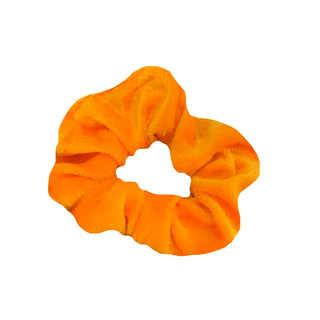 Scrunchie orange crush