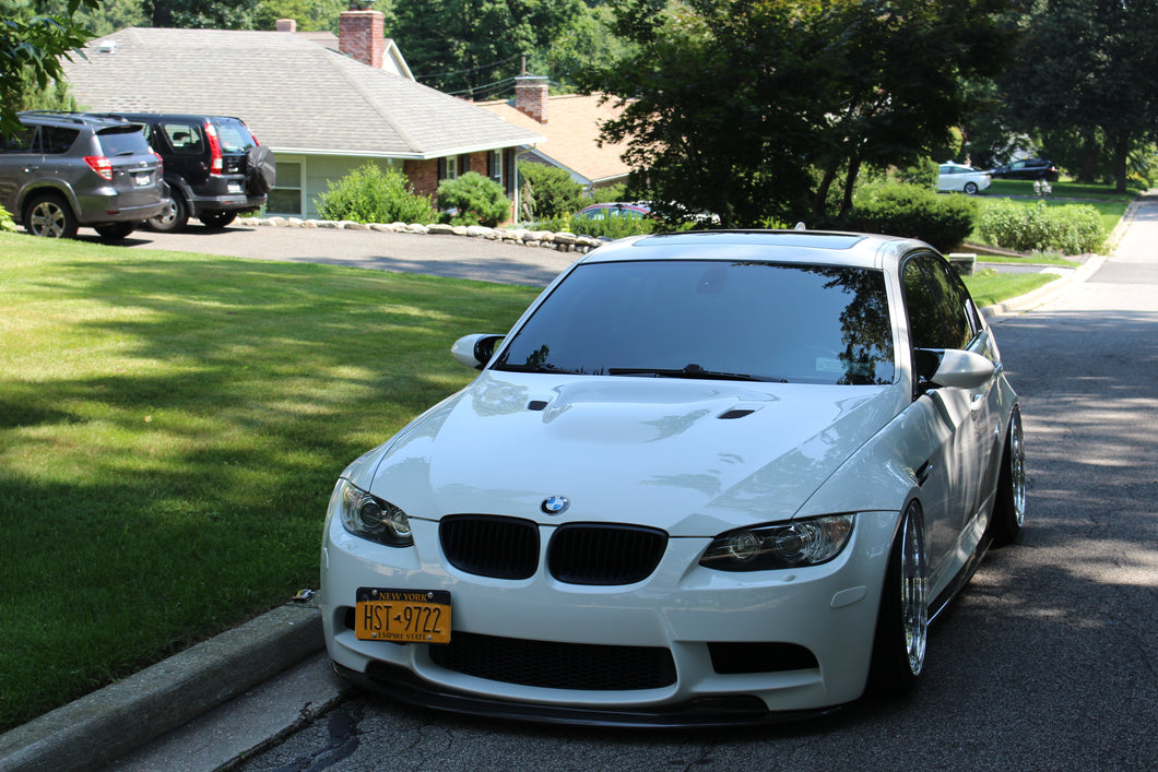Carbon Fiber GTS Style Front Lip for E9x M3