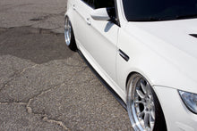 Carbon Fiber Side Skirt Extensions For E9X M3