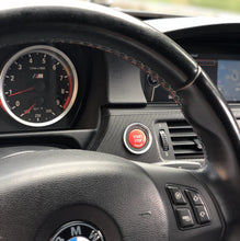 BMW Colored Push to Start Button in Red, Blue and Black