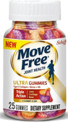 Schiff Move Free Triple Action Joint Health Ultra Gummies 25 ea