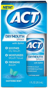 Act Dry Mouth Spray - 1 oz