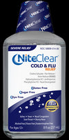 Nite Clear Cold; Flu Relief Liquid