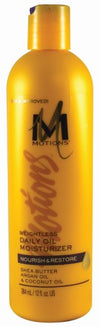 Motions Weightless Daily Oil Moisturizer 12 oz