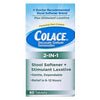 Colace 2 In 1 Stool Softener And Stimulant Laxative Tablets 60 ea