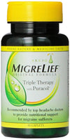 MigreLief Caplets 60ct