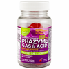 Phazyme Gas & Acid Maximum Strength Coated Chews Cherry Flavor 24 ea