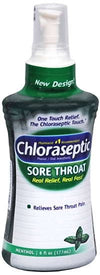 Chloraseptic Spray Menthol 6 oz