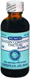 Benzoin Compound Tincture - 2 oz by Humco