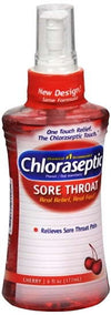 Chloraseptic Spray Cherry 6 oz