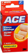Ace Elastic Bandage Dressing With Velcro 3""