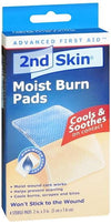 2nd Skin Moist Burn Pads 2in x 3in - 4 ea