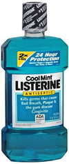 Listerine Cool Mint Mouthwash 1Liter