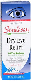 Similasan Dry Eye Relief Eye Drops - 10 ml
