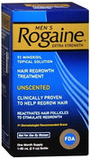 Rogaine Extra Strength Hair Regrowth Treatment (1 mon) - 2.11oz MEN