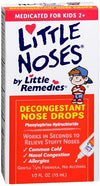 Little Noses Decongestant Nose Drops 0.5 oz