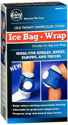 "Cara Compression Ice Bag With Wrap Strap 30"" x 5"" wrap; 19"" ice bag"