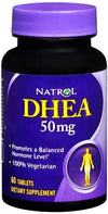 Natrol DHEA 50 mg Tablets - 60 ea