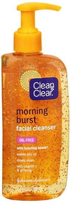 Clean & Clear Morning Burst Shine Control with Bursting Beads 8 fl oz