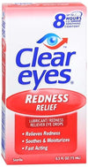 Clear Eyes Redness Relief Sterile Eye Drops - 0.5oz