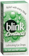 Blink Contacts Lubricant Eye Drops 0.3 fl oz