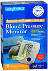 LifeSource UA-705V Advnce Manual Inflate Blood Presr Monitor Med Cuff
