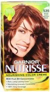 Nutrisse Haircolor - 535 Medium Golden Mahagony Brown - 1 ea