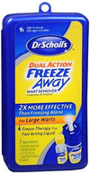 Dr. Scholl's Freeze Away Dual Action Wart Remover - 7 applications