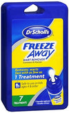 Dr. Scholl's Freeze Away Wart Remover -  7 applications