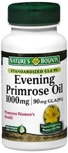 Nature's Bounty Evening Primrose Oil 1000 Mg Softgels - 60 CP
