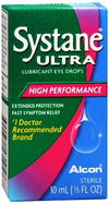 Systane Ultra High Performance Lubricant Eye Drops 10ml