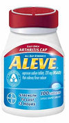 Aleve Arthritis Cap All Day Strong Pain Reliever Fever Reducer-100caps