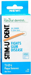 Stim-U-Dent Thin Mint - 160 toothpicks